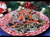 Самый вкусный салат Тбилиси. Очень вкусно!
