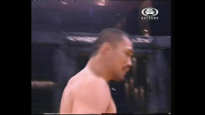 CAGE RAGE14 Matsui(Ветеран PRIDE) vs Rid
