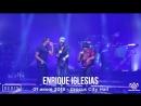 Enrique Iglesias - концерт в Москве