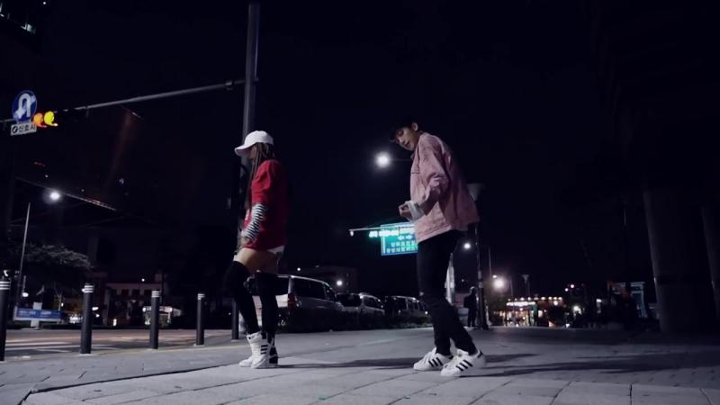 길거리가 할리우드가 되다! 방탄소년단 (BTS) - DNA Full Dance cover Ver.1