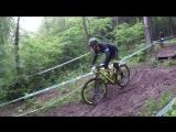 UCI XC Worldcup 2018 Albstadt Training Mud Fest.