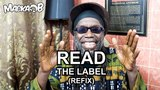Macka B's Medical Monday 'Read The Label' (REFIX)