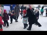 18.02.2018.Ярмарка.Проводы Масленицы 2.
