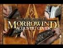 The Elder Scrolls III Morrowind - Main Theme (acoustic cover) HD | Mike Ovecha