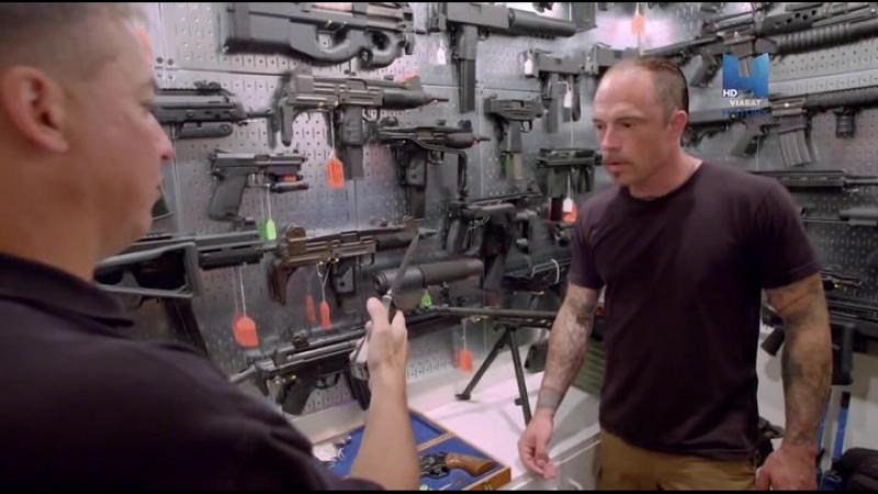 Охотники за оружием - 2 сезон - 6 серия