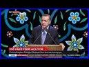 Cumhurbaşkanı Erdoğan'ın Vakıf Haftası 250 Eserin Toplu Açılış Töreni Konuşması 8 Mayıs 2018