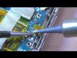 [Remonter] РЕМОНТ ДЛЯ ПОДПИСЧИКА: Смартфон с порванным шлейфом (LEAGOO)