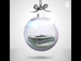 Футболисты Реала поздравляют всех с Новым годом и Рождеством