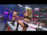 TNA IMPACT WRESTLING - Victory Road 2009 - Angelina Love Vs Tara