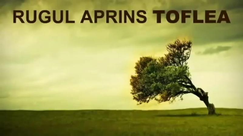 Rugul aprins Toflea - Cine a biruit moartea Aleluia Isus este Domn