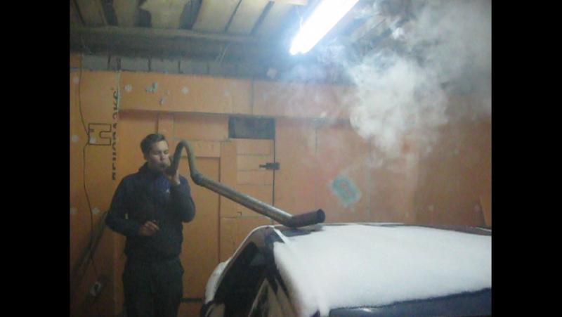 Проверка на герметичность глушителя Босодзоку » Freewka.com - Смотреть онлайн в хорощем качестве