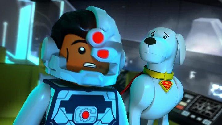 Лего: Флэш HD(мультфильм)2018