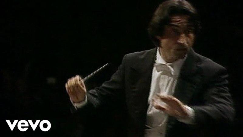 Wiener Philharmoniker, Riccardo Muti - 1. Molto allegro