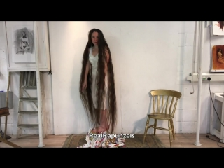 RealRapunzels - The art of long hair (preview)