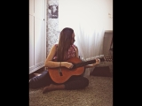 ENGLISH_WEEK (Celine Dion - Just walk away cover by Angelina Lukashina)