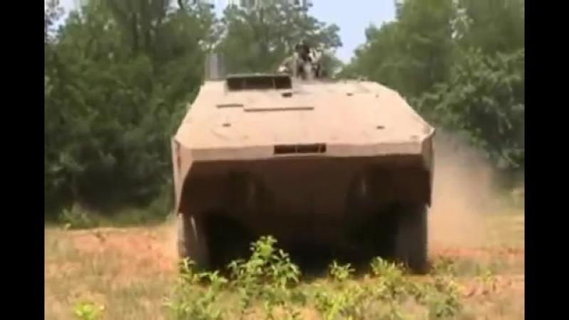 Krauss-Maffei Wegmann (KMW) и Rheinmetall Defence - Boxer Бронетранспортер (APC) [480p]