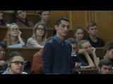 Джек Ма основатель Alibaba Group - выступление в МГУ (полная версия)