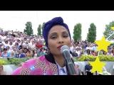 Imany - Dont Be So Shy - (LIVE) - ZDF Fernsehgarten 14.05.2017
