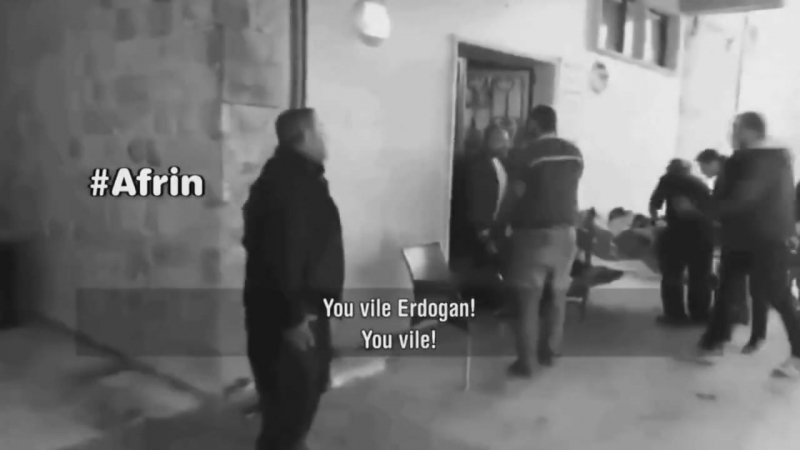 Your silence is killing Kurds