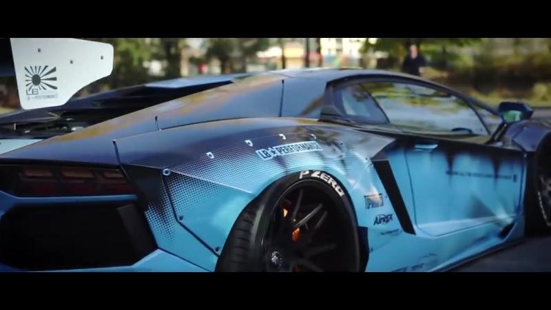 Lamborghini Aventador LP700-4 Liberty Walk ARMYTRIX