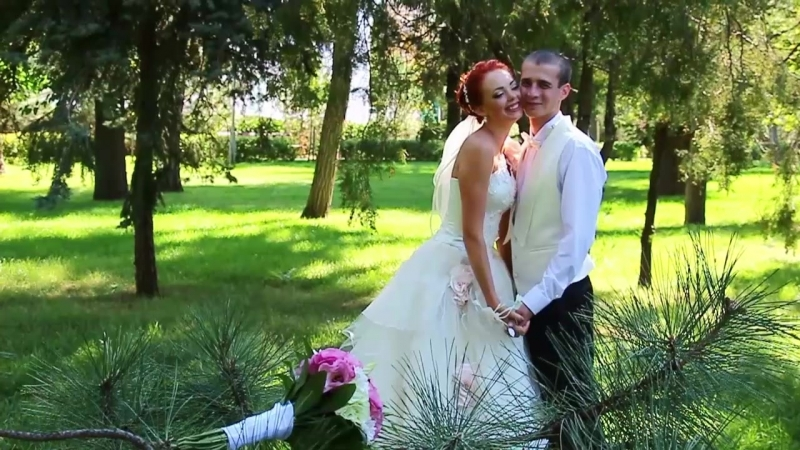 Свадьба Даниила и Екатерины 03.09.2016 г.