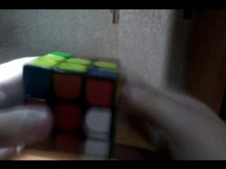 Обучение по сборке кубика Рубика. Завершающий этап!