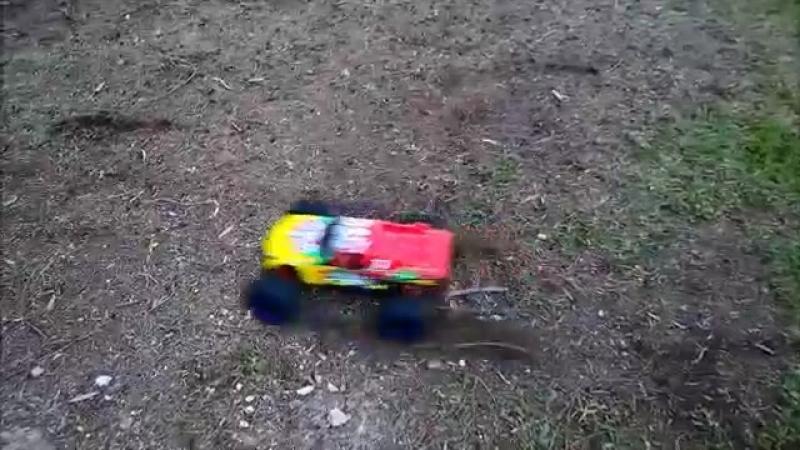 Remo Hobby EVO R Brushless Monster Truck
