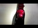 Тест кэнди черная вишня ( при обычном освещении кажется черным , на солнце или попадании света становится вишневым  )