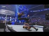 WWE - Triple H Vs. Jeff Hardy Highlights - No Mercy 2008 - [HD]