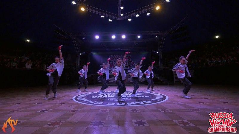 BZZZ-ZIG | JUNIOR CREW | HIP HOP INTERNATIONAL RUSSIA 2018