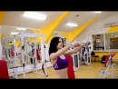 Как накачать руки девушке Моя тренировка плеч