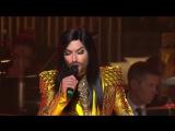 Conchita performs Rise Like a Phoenix - Sydney Opera House