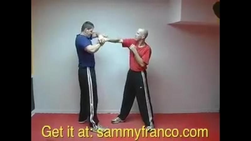 Wrist Locks for the Street (Volume 2) with Sammy Franco