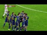 Супергол Станислава Драгуна! БАТЭ - Славия (09_09_2017. Высшая лига, 21 тур).
