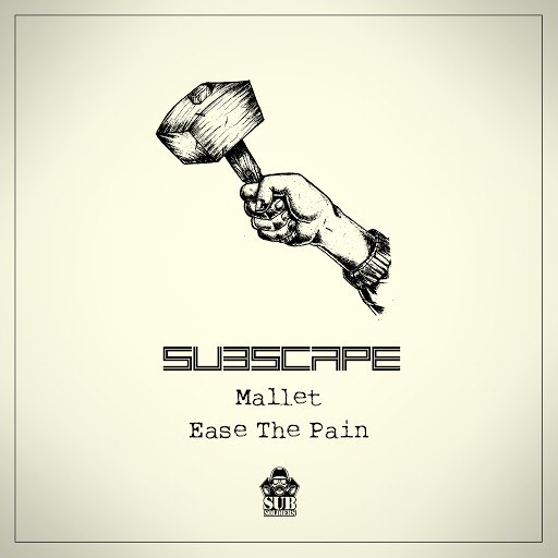 Subscape альбом Mallet / Ease The Pain