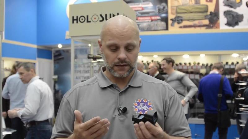 22 Видеообзор HOLOSUN 510С с ArmsHunting2017 от Сергея Иванова