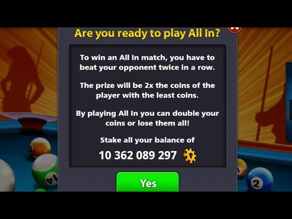 10 Billion coins saved by beginner cue, 8 ball pool awesome tricks , MR KEYY 8BP