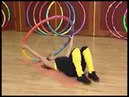 Weighted Sports Hula Hoop Workout Salsa 11 Abs