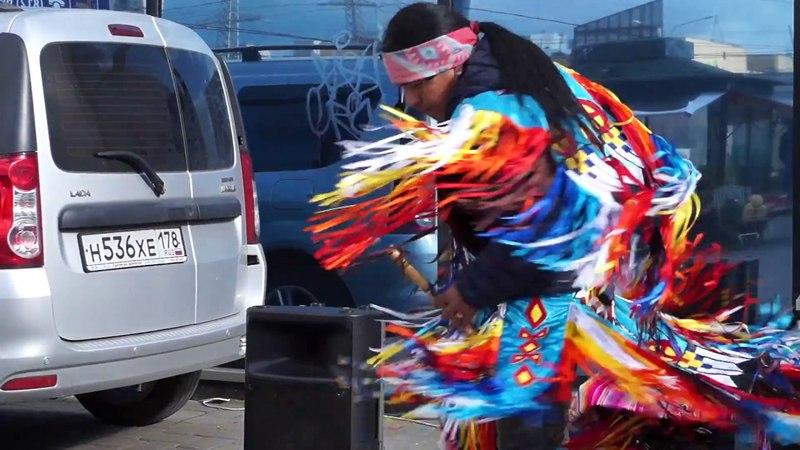 Магическая музыка и танец индейцев. Inty «Pakarina».