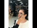"""💣Бомбический образ от Black Studio"""" А вы уже успели записаться на макияж к Новому Году ⁉️ Если нет то советуем поспешить ве"""