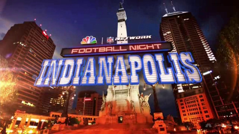 Football Night in Indianapolis (NBC 14.12.17)
