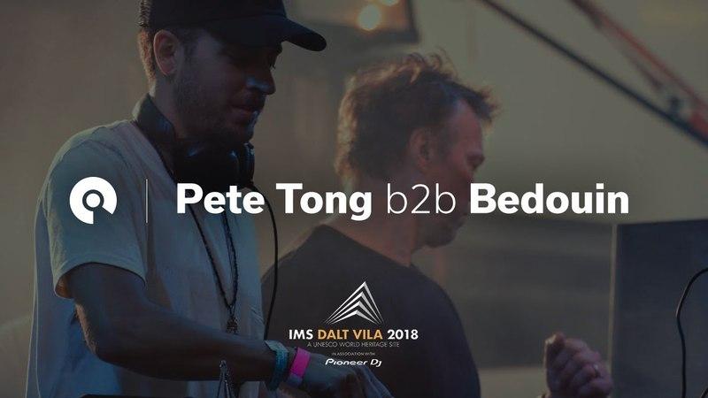 Pete Tong b2b Bedouin @ IMS Dalt Vlla 2018, Ibiza