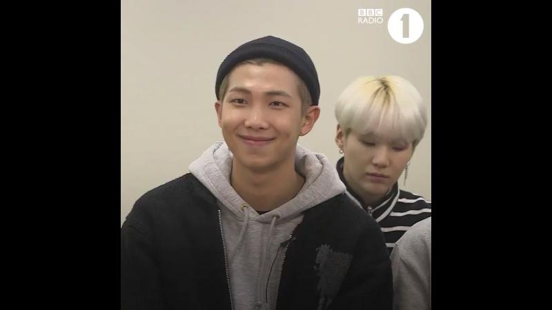 BTS BBS Radio 1