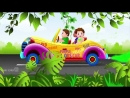 Let's Learn The Colors! - Cartoon Animation Color Songs for Children by