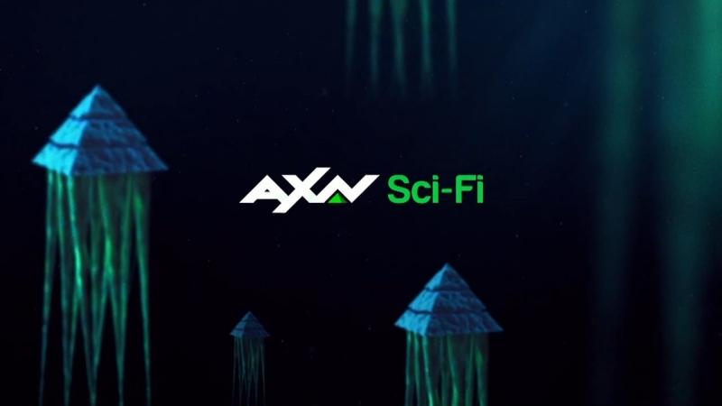AXN Sci Fi Rebrand