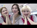 The Unit G (Eunji) Hidden Camera