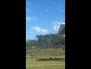 Извержение грязевого вулкана на острове Тринидад 13 02 2018