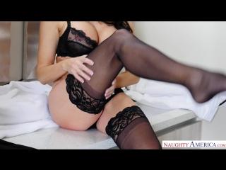 Reagan Foxx [2018, Big Dick, Big Tits, Hardcore, Deepthroating, Foot Fetish, Hand Job, Mature, MILF, POV, Cum On Tits, 1080p]