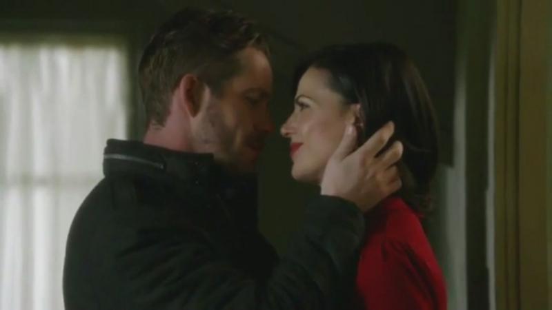 Robin Hood and Regina Mills. *-*