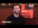 Интервью Криса для «Broadway World»